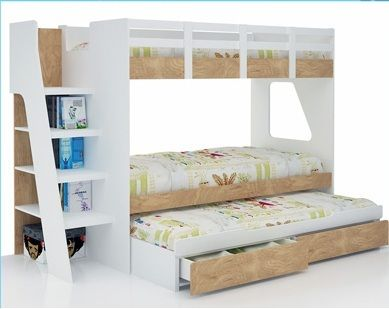 20 Best Bunk Beds For Small Rooms Images On Pinterest Awesome And 3 4