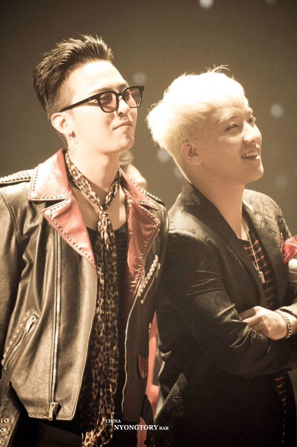 Beautiful  .... #bigbang #gdragon #seungri #nyongtory