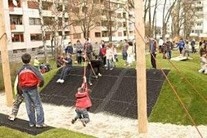 """Spielplatz """"Junges Europa"""" (c) Stadt Graz"""