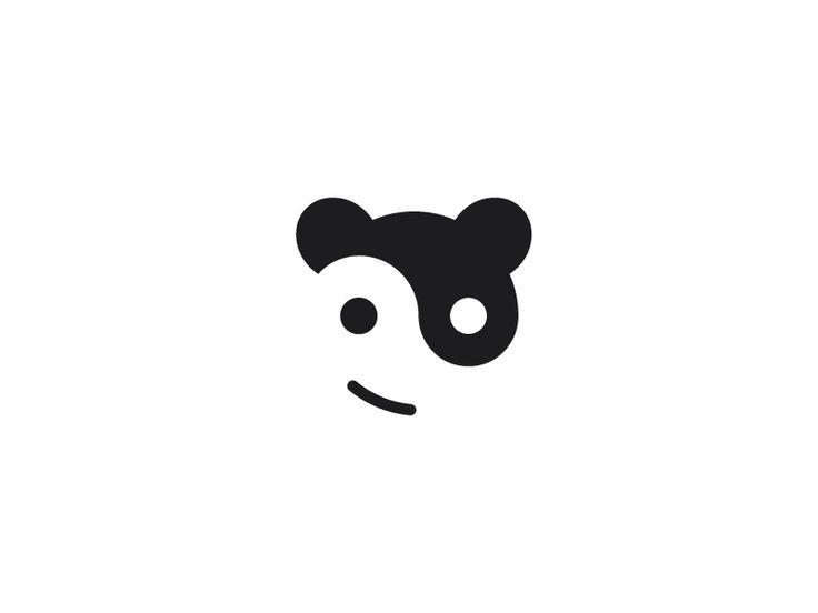 Yin-Yang Panda by Zeljko Ivanovic