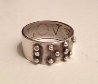 Love is Blind Ring