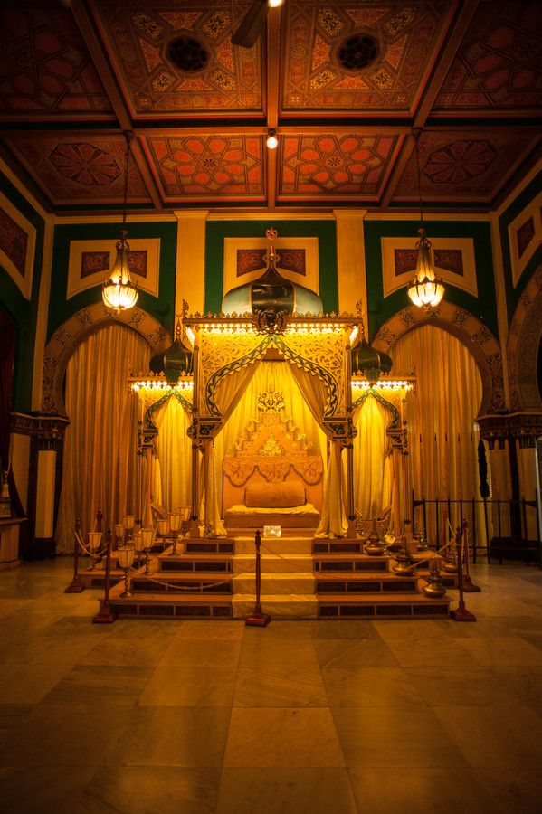 The Throne of Sultanate of Deli by Ahmad Syukaery on 500px