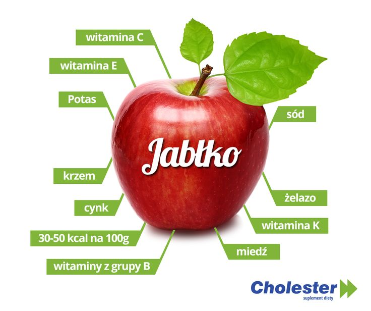 Jabłko kusi nie tylko smakiem, ale i bogactwem składników odżywczych…