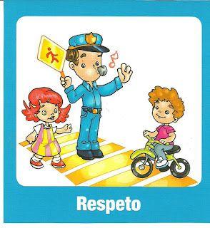 El respeto en dibujo para imprimir