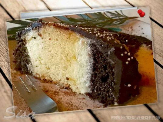 Metrový koláč. #recepty #metrovykolac #cokolada