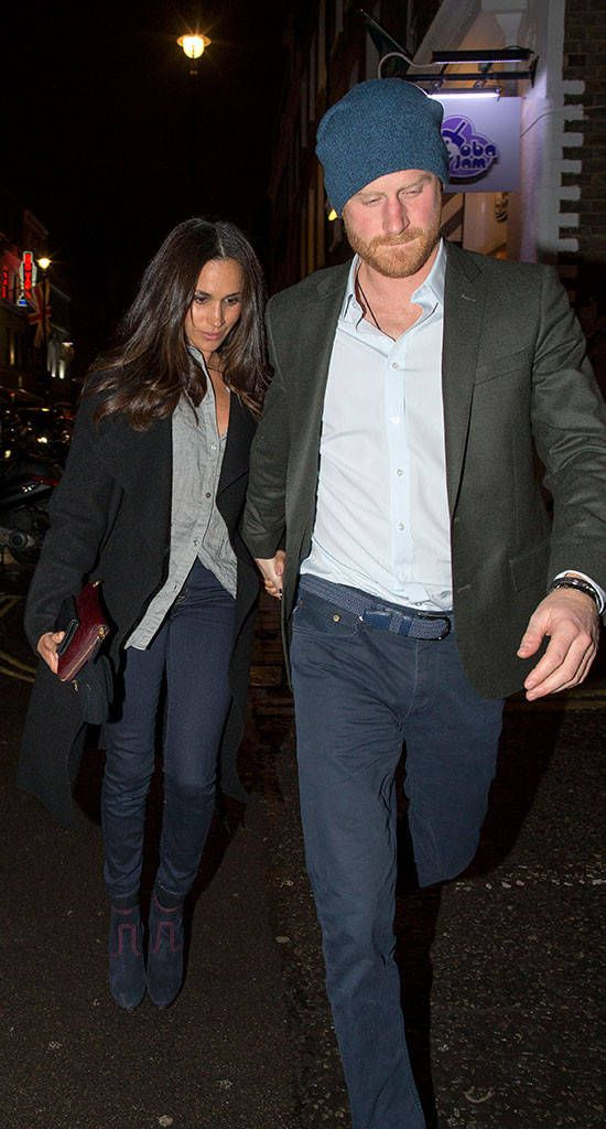 Meghan Markle, Prince Harry...yup she looks a lot like Duchess Kate to me. The resemblance is uncanny .