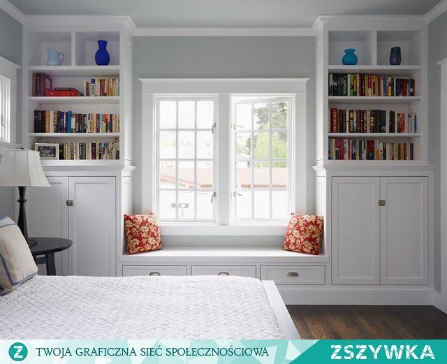 zabudowa okna w sypialni - Szukaj w Google