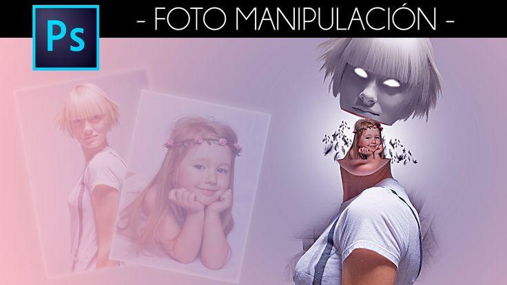 Tutorial Photoshop Foto Manipulacion Creativa by photoshopstiben