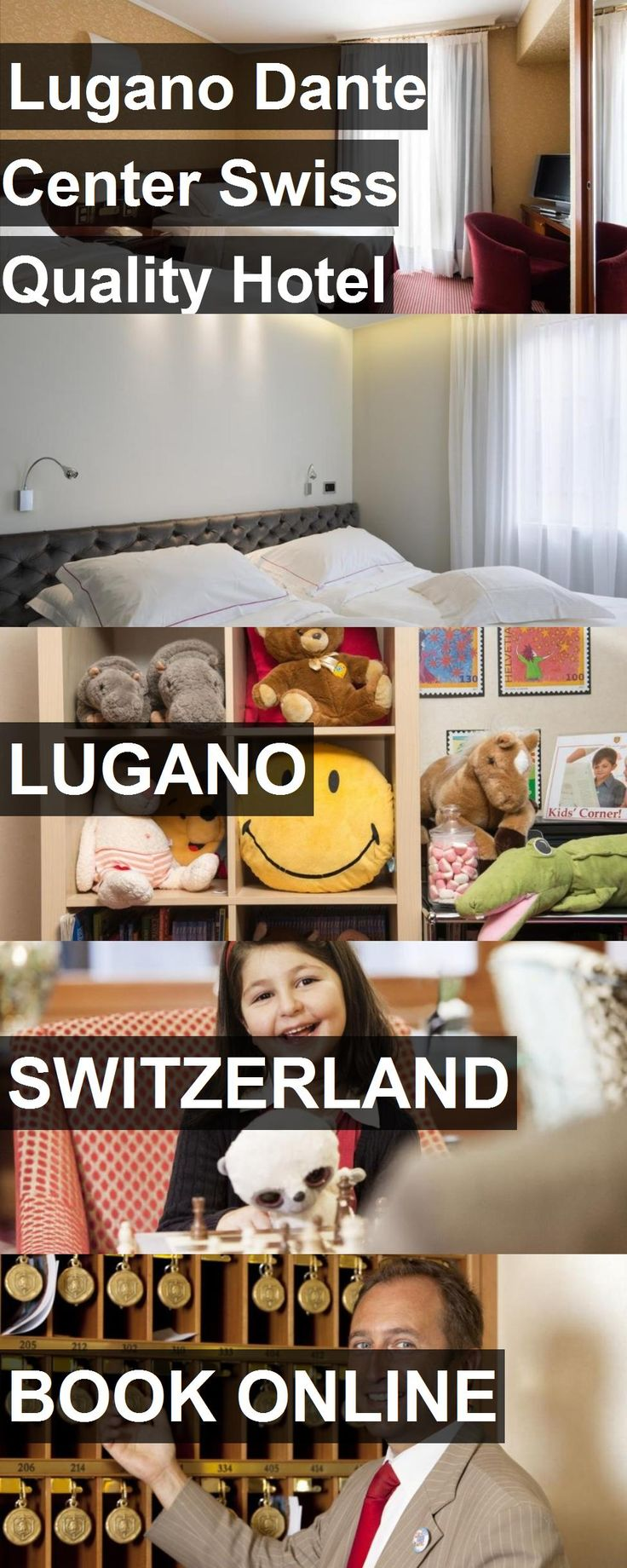 Hotel Lugano Dante Center Swiss Quality Hotel in Lugano, Switzerland. For more information, photos, reviews and best prices please follow the link. #Switzerland #Lugano #LuganoDanteCenterSwissQualityHotel #hotel #travel #vacation