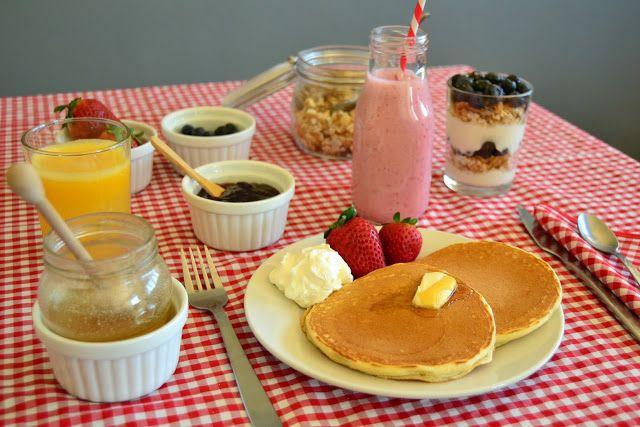 La chica de la casa de caramelo: Desayuno de domingo