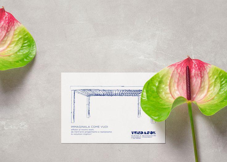 Tendasol / new flyer  https://www.behance.net/gallery/44757069/New-Identity-TENDASOL