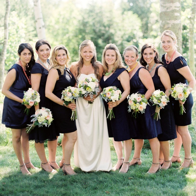 226 Best Images About Bridesmaid Dresses And Flower Ideas