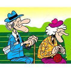 """Un'anziana coppia acquista una casetta in un paesino nel Sud della Francia per trascorrere gli ultimi anni. Dopo qualche mese il marito incontra il sindaco del villaggio che gli chiede:  - """"Come...."""