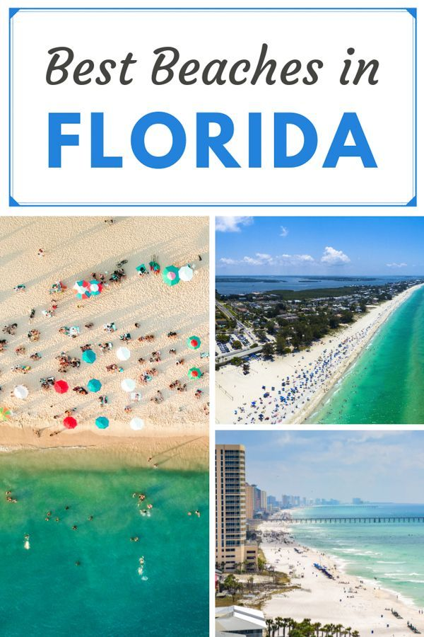 These Tropical Florida Beaches Are Waiting For You Best Beach In Florida Beach Trip Orlando Travel