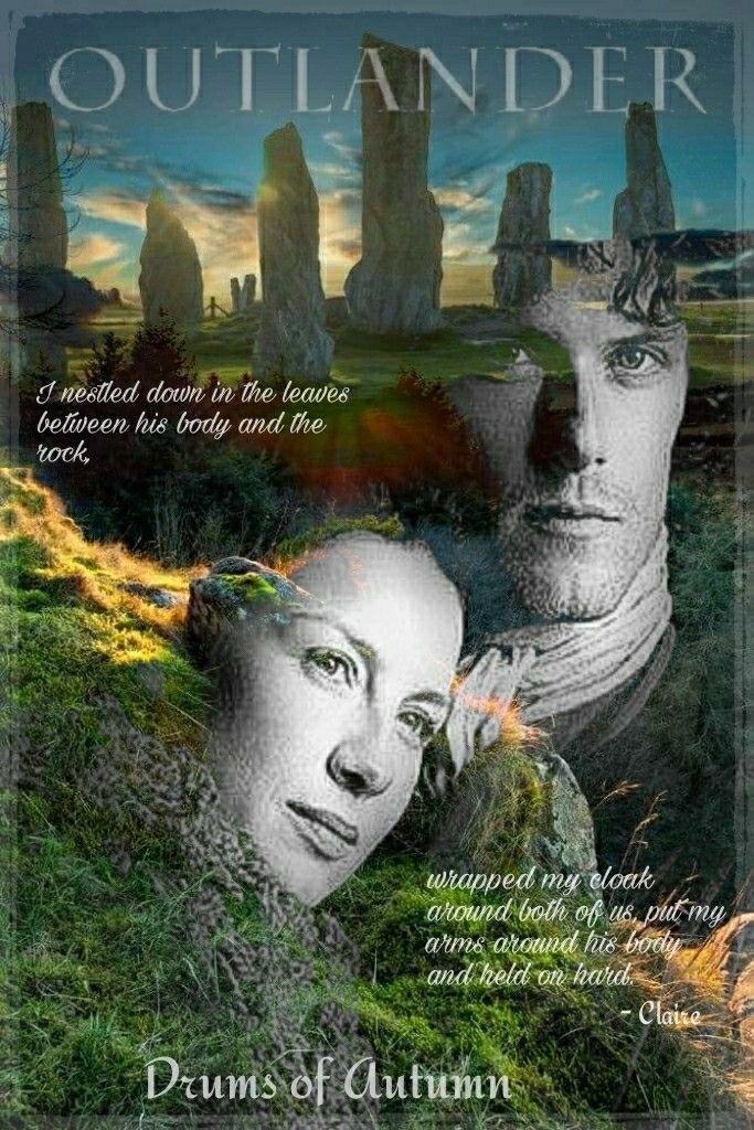 ♥️ #Outlander  Season 4 - Drums of Autumn