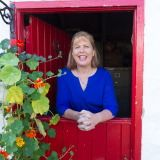 Meet Gina, our homestay host in Castleknock, Dublin.