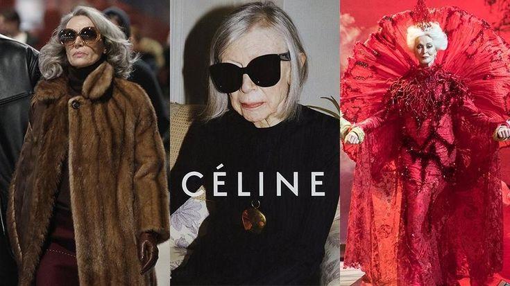 Apesar de destaque na moda, idosas ainda têm dificuldade para se vestir - 01/02/2017 - UOL Estilo de vida
