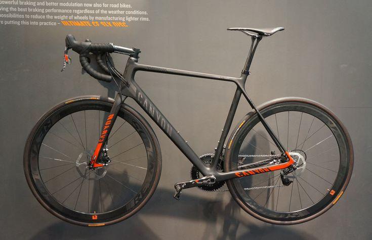 Canyon Teases Disc Brake Road Bike, Plus New 29er Mountain Bikes, & More
