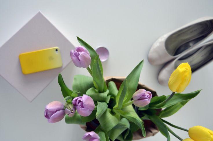 Fresh #flowers #tulips