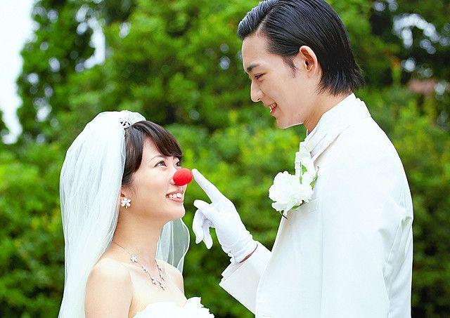 実話の恋物語に大号泣映画泣き虫ピエロの結婚式