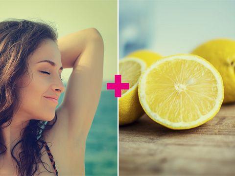 Anti hangover hack: Zitrone unter die Achseln und der Kater ist weg