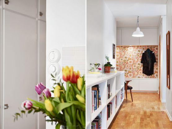 trucos mas espacio decoración Muebles ligeros para ganar espacio visual interiores espacios pequeños estilo y diseño nórdico estilo nórdico decoración de salones decoración de interiores cocinas blancas modernas blog decoracion interiores