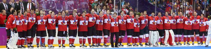 2014 Gold Medal winners