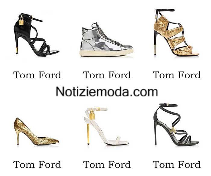 Scarpe Tom Ford primavera estate 2016 moda donna
