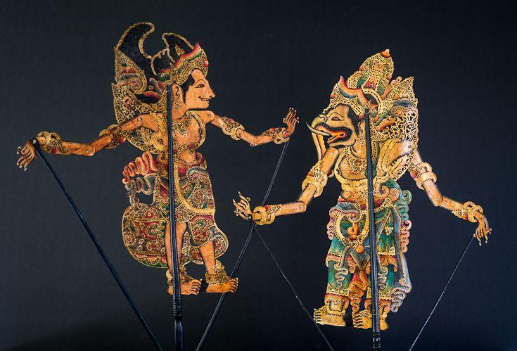 Balinese Wayang - Shadow Puppets