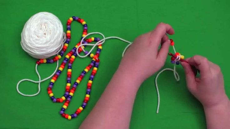 Bead Crochet Tutorial Series, Video 3: Starting a Bracelet