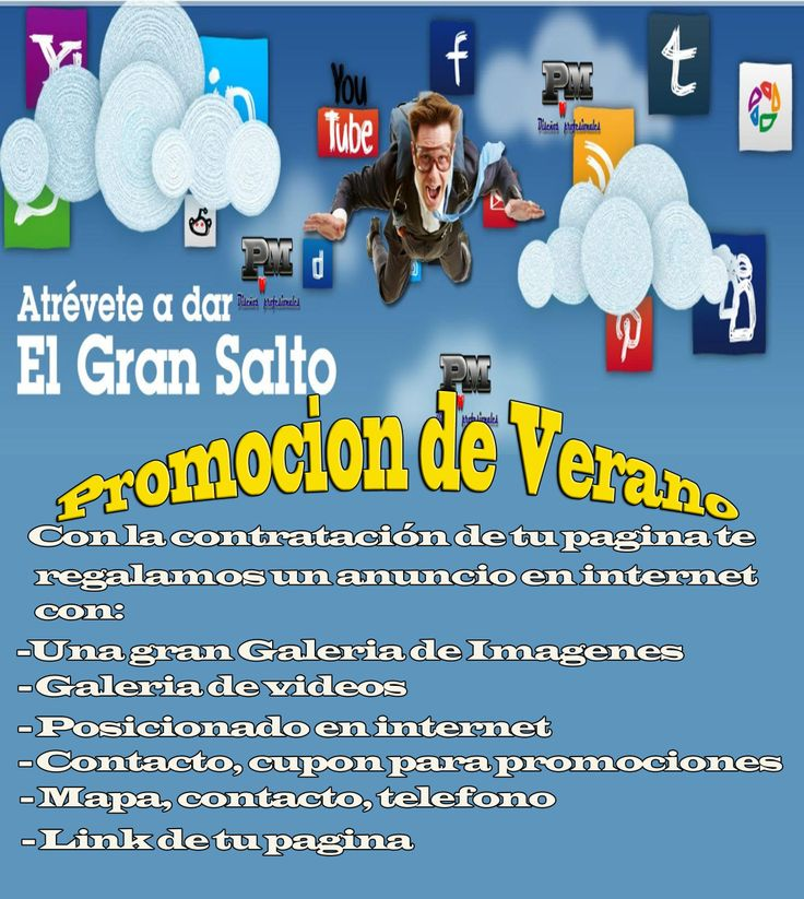 Promoción de Paginas web Madrid