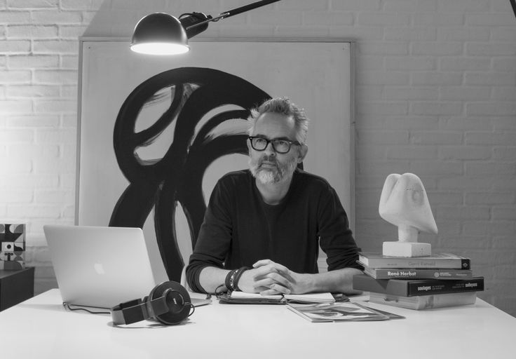 Per Weiss is the Creative Director of Innovation Living Design Office International. He has been part of the company since 1989 and is the driving force behind the constant creative development of the collections. Inspired by a Scandinavian design tradition as well as fashion and lifestyle trends, he creates long-lasting design with a contemporary appeal.