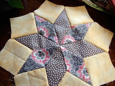 Eight pointed Star patriciadignan