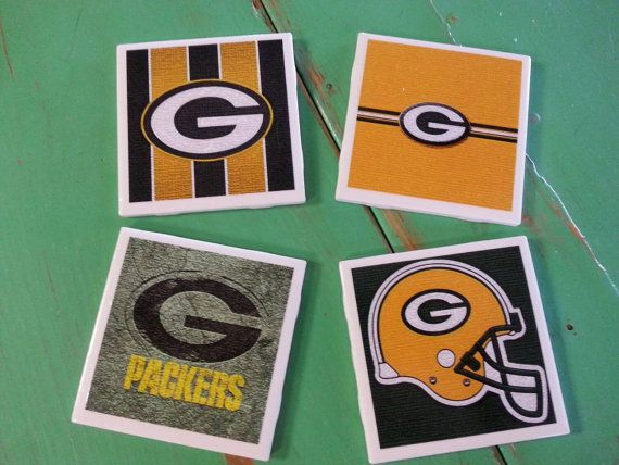 Check out this item in my Etsy shop https://www.etsy.com/listing/240155172/green-bay-packers-inspired-ceramic