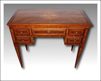scrivania antica