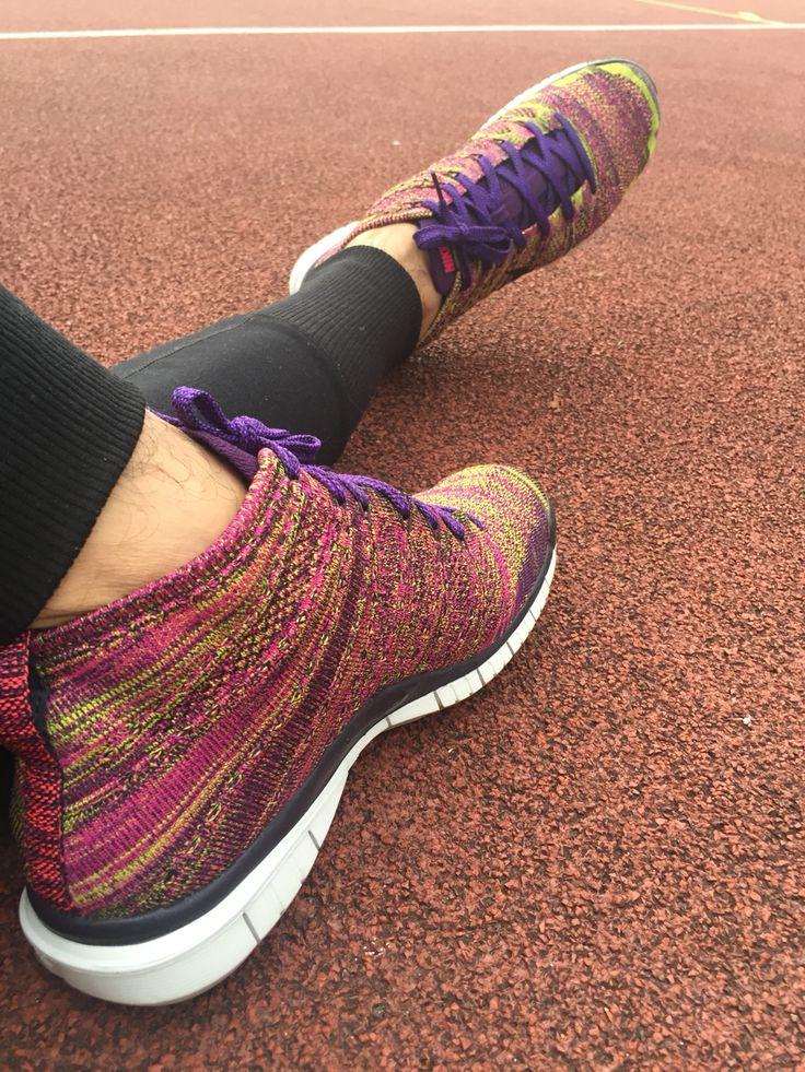 Nike Flyknit Chukka Multicolor