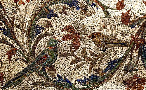 https://flic.kr/p/Mv1De   2004_0901_115013AA   Ancient Roman mosaic, Museo Montemartini.
