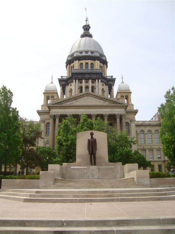 11 best my photos images on pinterest springfield illinois my abraham lincoln statue at illinois state capitol springfield illinois malvernweather Image collections