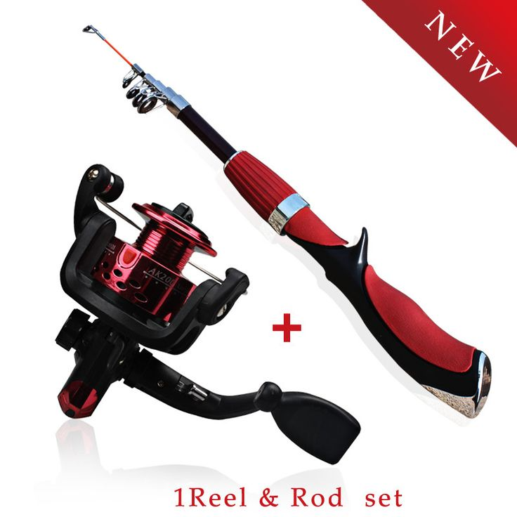 Mini Portable Carbon Telescopic Fishing Rod with Spinning Reel Ultra-light Travel Sea Rock Fishing Rods Spinning Fishing Pole