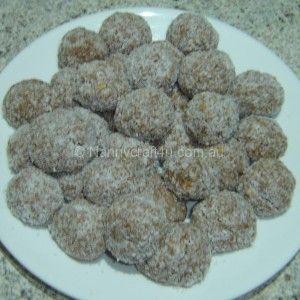 Gluten Free Chocolate Balls