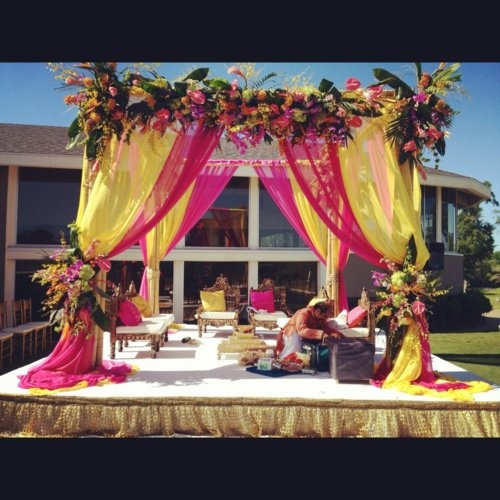 39 best wedding pandals images on pinterest indian bridal indian mandap thecheapjerseys Choice Image
