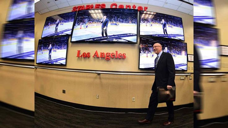 Bob Miller to Call Final Two LA Kings Games, Retire