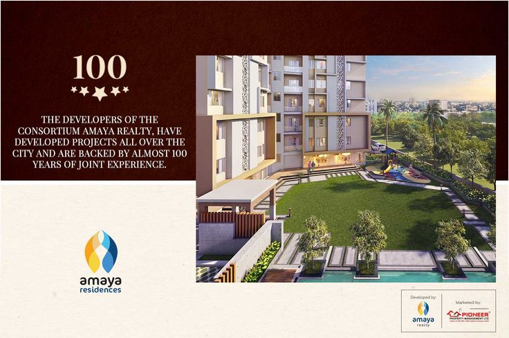 Amaya Residences - 2 & 3 BHK Homes, Narendrapur, Kolkata The developers of the consortium Amaya Realty, have developed projects all over the city and are backed by almost 100 years of joint experience. http://bit.ly/2fHuc3n #Tips #Homes #Kolkata #homebuyers #realestate #residential