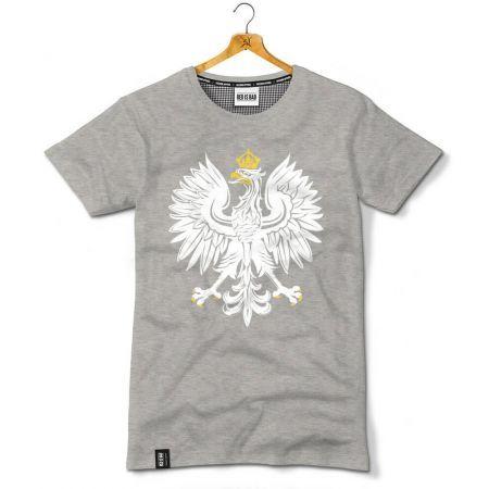 Koszulka patriotyczna Koszulka patriotyczna Polski Orzeł - odzież patriotyczna, koszulki męskie Red is Bad