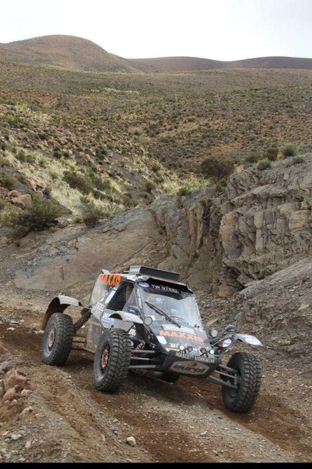 Tim Coronel Dakar 2014