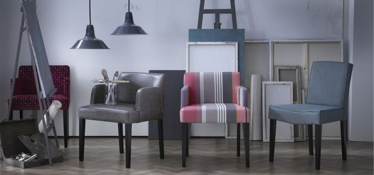 Home spirit chairs in the style Corentin from Le Patio.