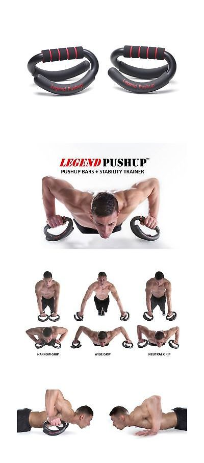 Push Up Stands 158925: Legend Pushup: Push Up Bars + Stability Trainer -> BUY IT NOW ONLY: $34.09 on eBay!