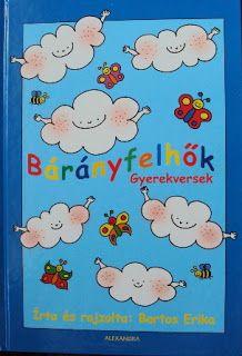 Marci fejlesztő és kreatív oldala: Bartos Erika.Bárányfelhők