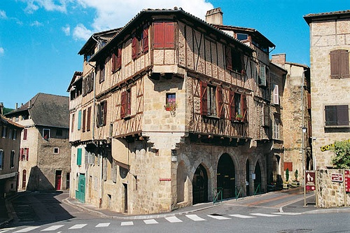 Figeac, Lot Quercy