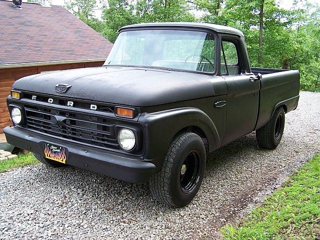 1966 F100 | it's got WHEELS | Pinterest | Ford trucks and Ford  1966 F100 | it&...